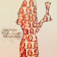 HBD Taylor by MoonLightEditionss