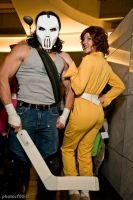Casey Jones and April O'Neil 4 by megmurrderher