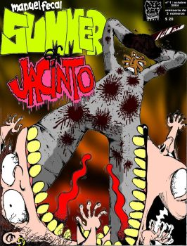 Jacinto mini-series cover by MongoBoy