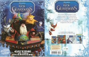 Guide to the Guardians (BEST BOOK EVA Part 3) by GoldenDragon865