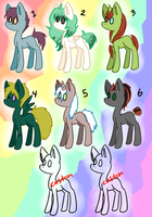 art trade adopts [OPEN] by minya100