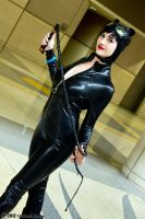 Catwoman 6 by Insane-Pencil