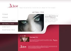 beauty_agency_beta by shark-graphic