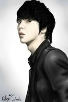 Dongwoon - B2ST by Kareena-Sirjoo