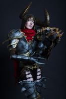 Diablo III Demon Hunter Cosplay by emilyrosa