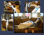 Giant Lugia Plush- Updates by Sareii