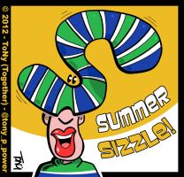 S is for Summer Sizzle - Canuck Style by tony-p-power
