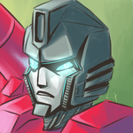 MTMTE: Percy icon by Fulcrumisthebomb