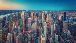 Midtown Manhattan by Matthias-Haker