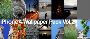 iPhone 4 Wallpaper Pack Vol.2 by photoartiste