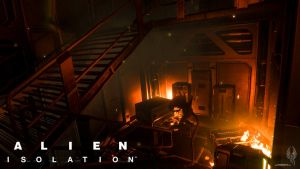 Alien Isolation 176 by PeriodsofLife