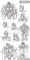 TFPrime - Optimus Sketch Dump by nichan