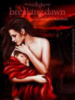 Breaking Dawn Poster by AnastasiaMantihora