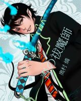 Blue Exorcist by XxDyRexX