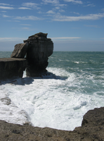 Weymouth - Pulpit Rock by trs17