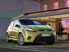 Ford-Fiesta RS by Morfiuss