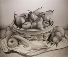 Fruit Bowl by starbeams
