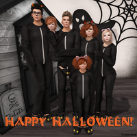 SL: Happy Halloween 2014 by CryssieCarver