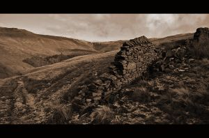Kinder Moorland II by danUK86