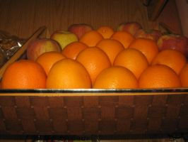 Oranges by AbstractWater
