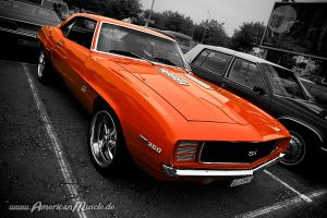 69 Camaro SS by AmericanMuscle