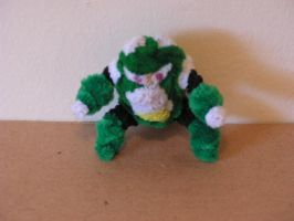 Toadman by fuzzyfigureguy