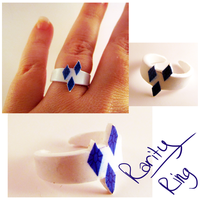 Rarity Ring by sterlingsilver