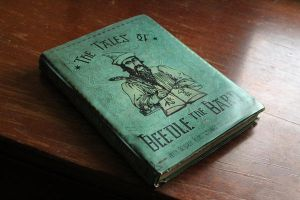 Hermione's The Tales of Beedle the Bard by Archer-AMS