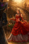Commission: Lady Grace d'Audemer by tjota