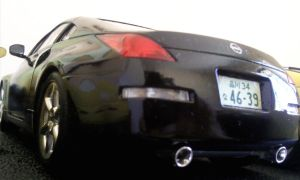 Nissan 350Z Tamiya (1/24) by And300ZX
