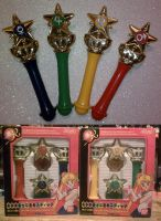 Inner Transformation Wands by SakkysSailormoonToys