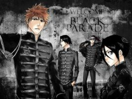 The Black Parade by babydensity