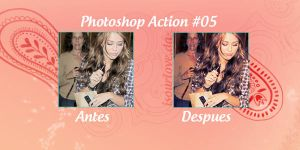 Photoshop action 05 by isourlove
