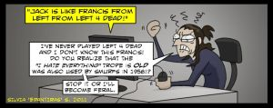 A word about Jack and Francis by Epantiras