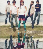 Paramore is a band by origin-missing