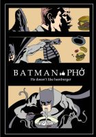 batman like PHO by herbace0us