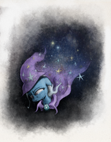 Crying Stars by Hewison