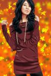 Fall Girl by LilArtist23