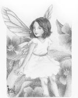 Little fairy by meldy