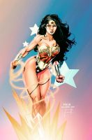 Wonder Woman by Jasen-Smith
