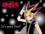 Yami no game by CarlyChannel