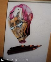 Iron Man WIP II by Martin--Art