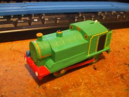 Ivor (In Progress 4) by GBHtrain