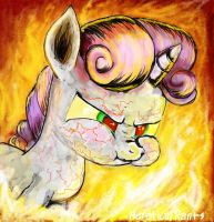 Sweetie Belle's Gonna by HereticalRants