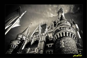 The Castle by Gimintron