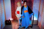 Shaman King - Asakura Couple by Sakina666