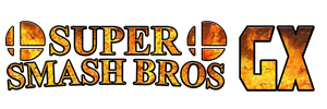Super Smash Bros GX Revamped Logo by KingAsylus91