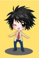 Death Note L Cosplaying (as Light) 2! by Puffypaw