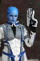 Dr Liara T'soni by ChrixDesign