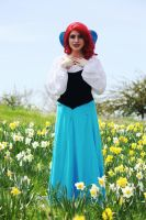 part of your world :ariel by Iris-Iridescence
